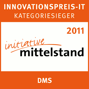 DMS Innovation IT 2011, Initiative Mittelstand